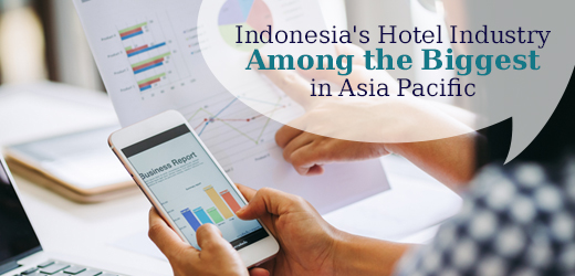 Indonesia's Hotel Industry Among the Biggest in Asia Pacific