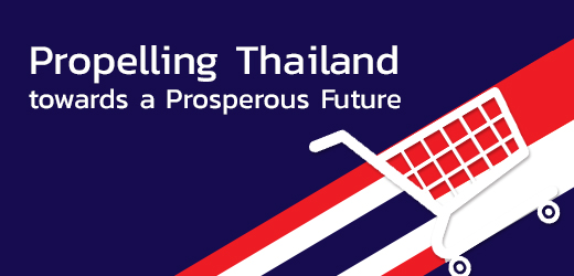 Propelling Thailand towards a Prosperous Future